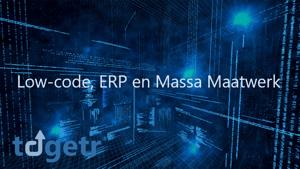 LowCode ERP en Massa Maatwerk