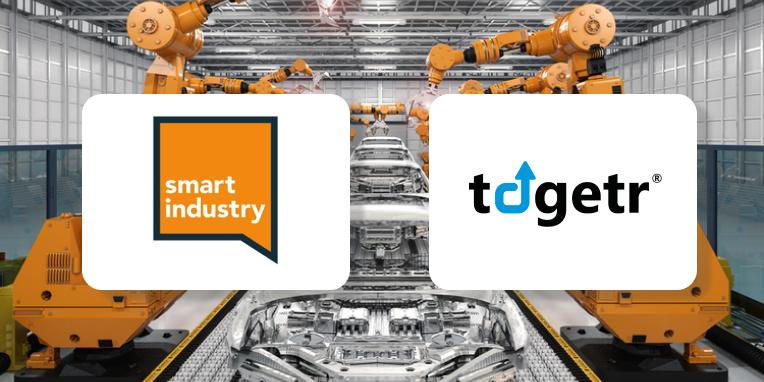 Togetr wordt ambassadeur voor Smart Industry